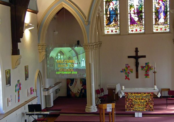 smart-glass-church-projection-screen-off-and-projected
