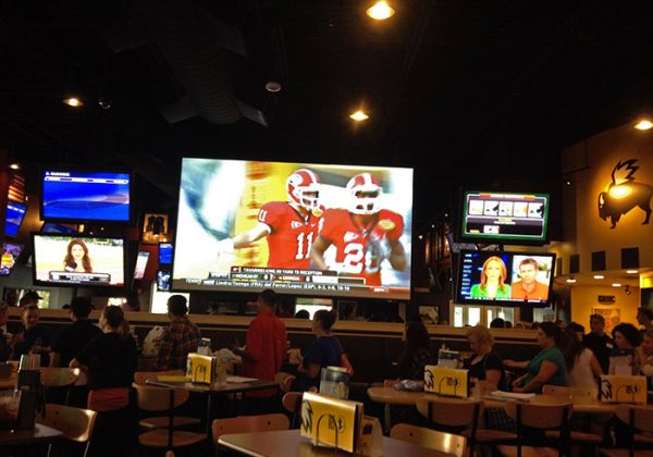 ultravision-front-projection-screen-sports-bar-usa